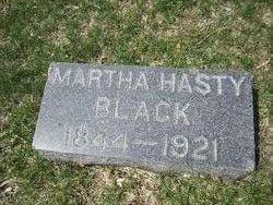 Martha <i>Hasty</i> Black
