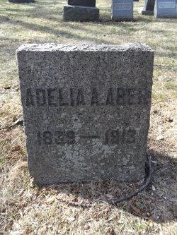 Adelia Ann <i>Donahue</i> Aber