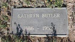 Kathryn S <i>Marts</i> Butler