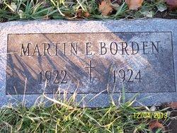 Martin E. Borden