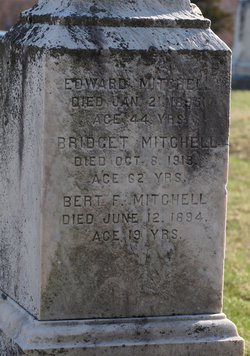 Bert F. Mitchell