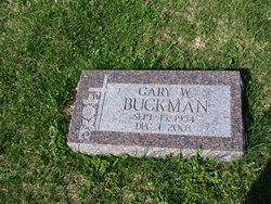 Gary W Buckman