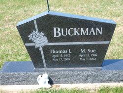 Marilyn Sue <i>Edie</i> Buckman