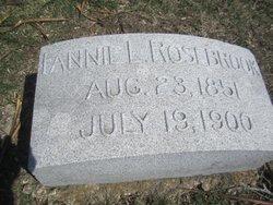 Fannie L. Rosebrook