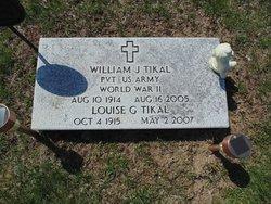 Louise G. <i>Campbell</i> Tikal