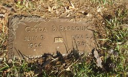 Clyda Bell <i>Woodall</i> Barbour