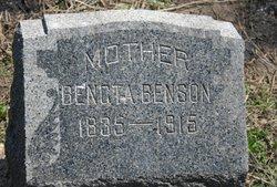 Bengta Benson