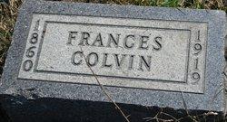 Frances Colvin