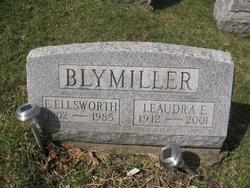 Etta Leaudra <i>Cobbett</i> Blymiller