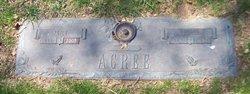 Alice A. <i>Blackburn</i> Acree