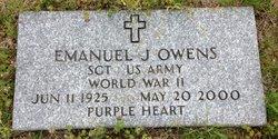 Emanuel Jackson Jack Owens