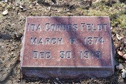 Ida <i>Cordes</i> Feldt
