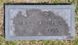 Miles W Agee