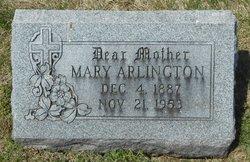 Mary Josephine <i>Gendron</i> Arlington