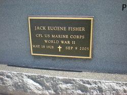 Jack Eugene Fisher