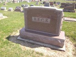 Theodore Raymond Beck