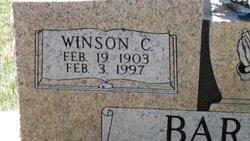 Winson Charles Barker