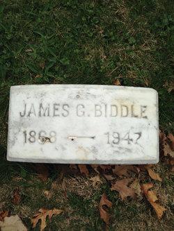 James Garrett Biddle