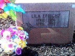 Lila Ebright