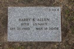 Barry K Allen