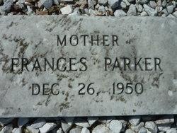 Frances <i>Timberlake</i> Parker