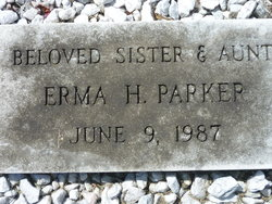 Erma Hinkle Parker
