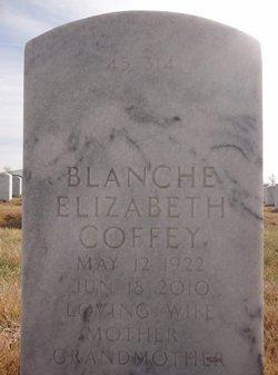 Blanche Elizabeth Coffey