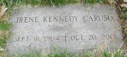 Irene B <i>Kennedy</i> Caruso