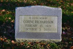 Corine Richardson