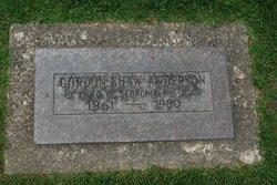 Gordon Shaw Anderson