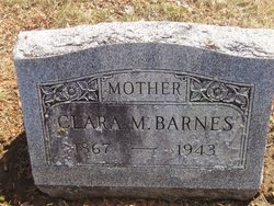 Clara M. <i>Loder</i> Barnes