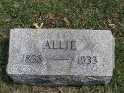 Elizabeth Alice Allie <i>Barnes</i> Nace