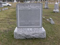 Louise E McCullough