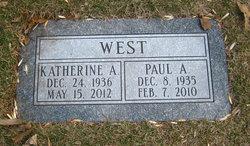 Katherine Anne Kathy or Katy <i>Smith</i> West