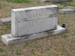 Elsie L <i>Garner</i> Setliff