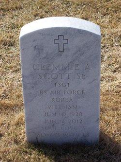 Clemmie A. Scott, Sr