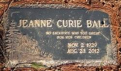Jeanne Curie <i>Peck</i> Ball