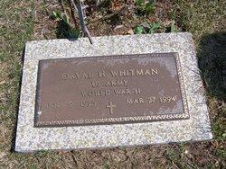 Orval H. Whitman