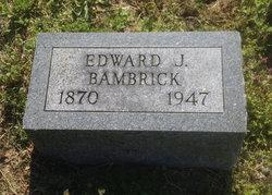 Edward Joseph Bambrick