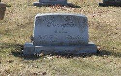 Rollie Fielden Bud Forsythe