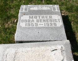 Dora Benedict