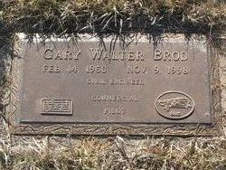 Gary Walter Brod
