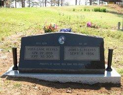 Vera Emeline <i>Lane</i> Reeves