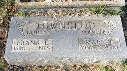 Frank Erwin Townsend