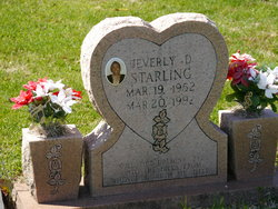 Beverly D. Starling