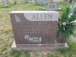 Alvin Heistand Allen