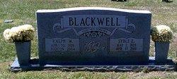Syble E. Blackwell