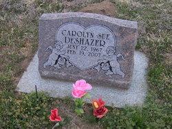 Carolyn S. <i>Willey</i> Deshazer