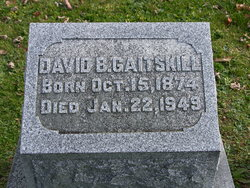 David B. Gaitskill