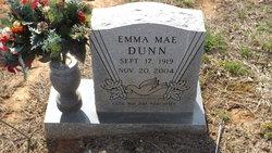 Emma Mae <i>Meeks</i> Dunn